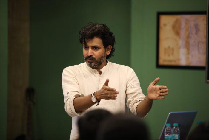 Naveen Yadav on Cinematography