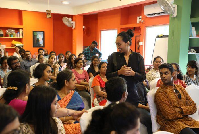 Sukanya Umesh on Storytelling